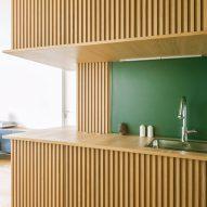 The Green Kitchen by Atelier Sagitta