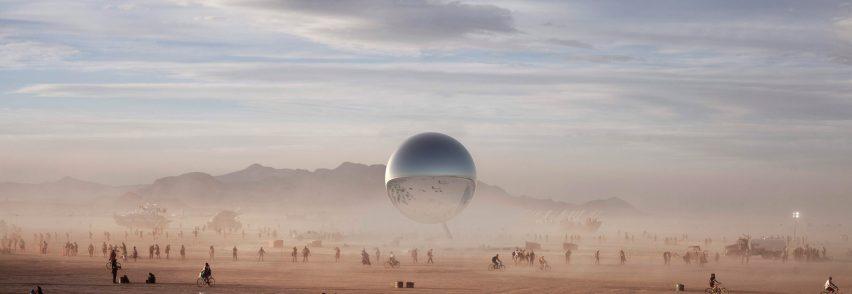 The Orb by Bjarke Ingels and Jakob Lange