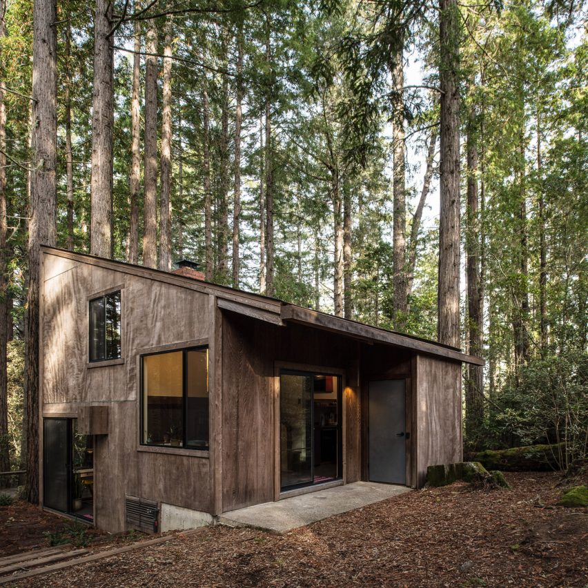 The Sea Ranch Cabin by Frame Design