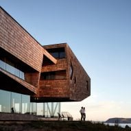 Mobil Arquitectos designs Tierra Chiloe hotel for exposed Chilean island site