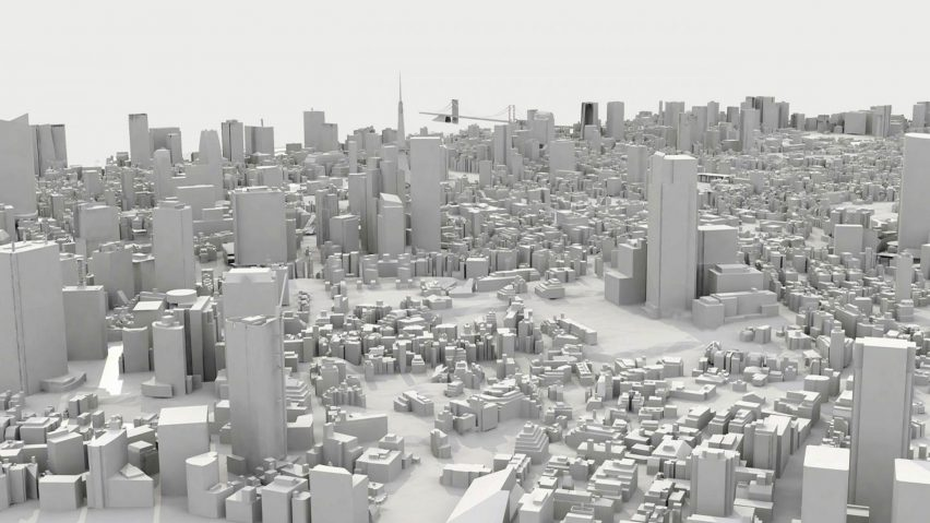 Researchers from Universidade da Coruña in Spain have designed an algorithm to predict what its future skyline will look like