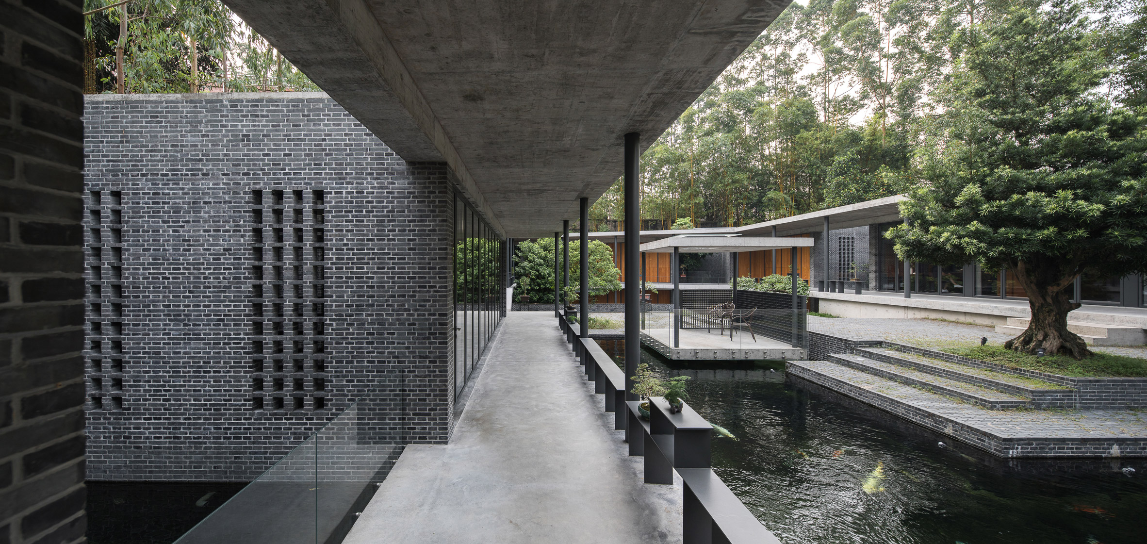 O-office Architects reinterprets traditional Chinese ...