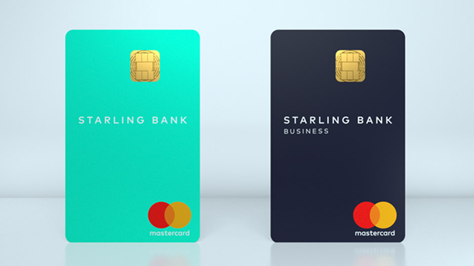 Starling bank launches vertically orientated debit card