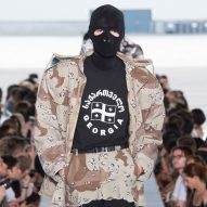 Vetements SS19 collection teaches wearers the history of Georgia