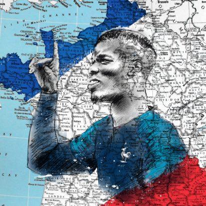 Ocho de las mejores ilustraciones que capturan la fiebre de la Copa Mundial