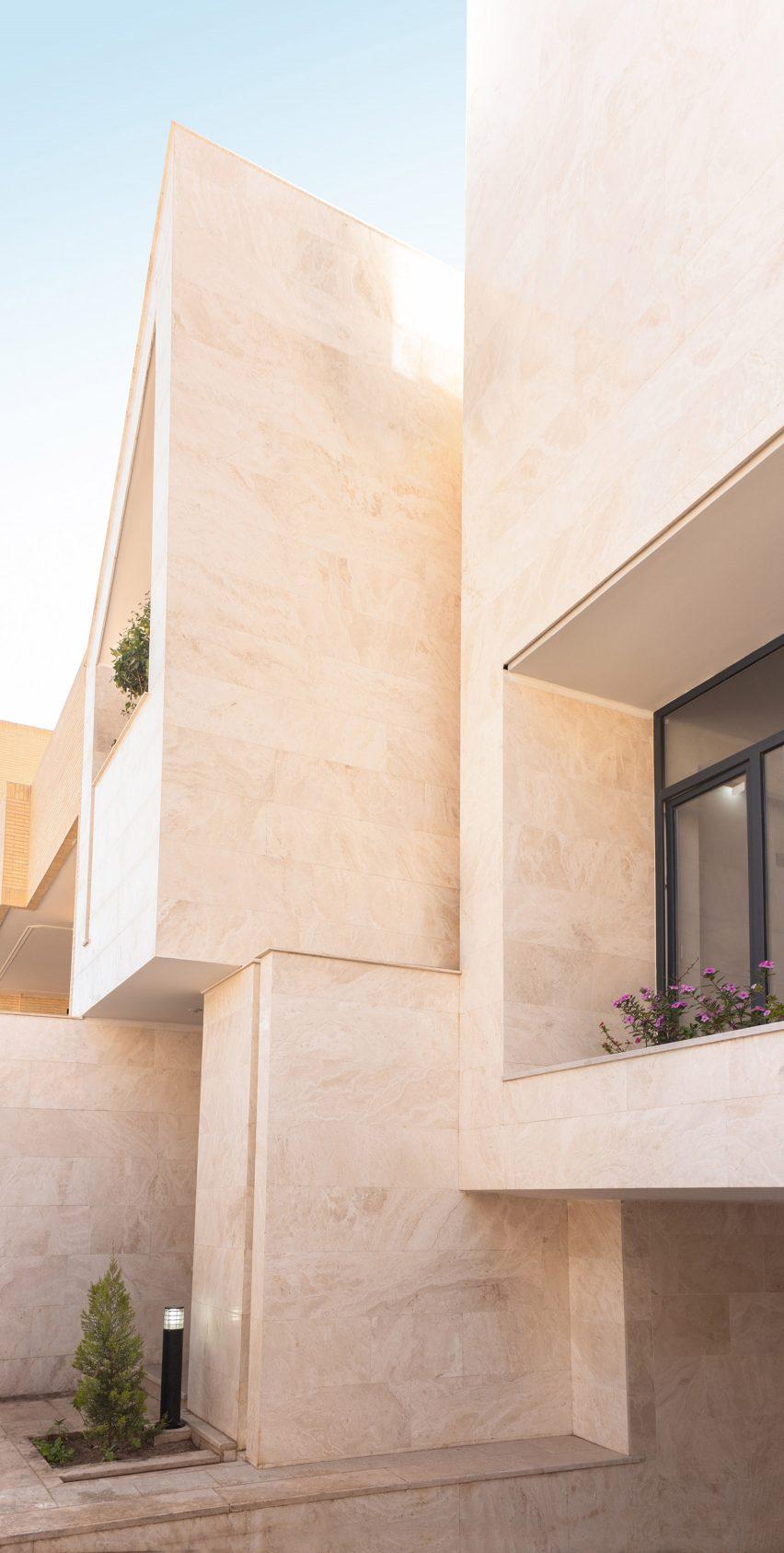 Yazd Urban Villa by Amir Shahrad