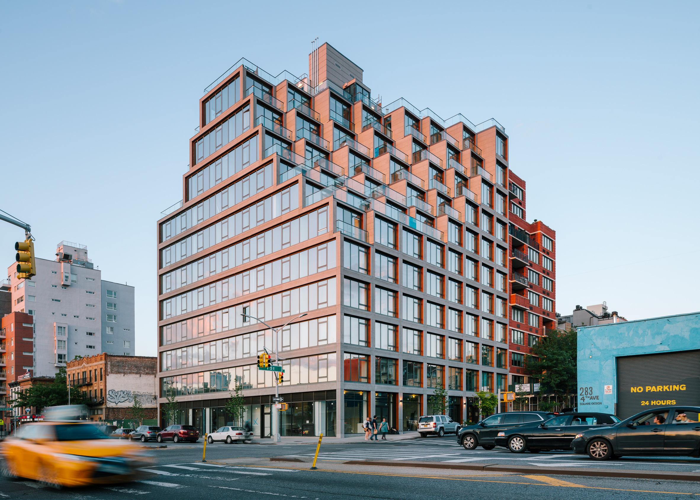 251 1st Street by ODA, New York City, USA