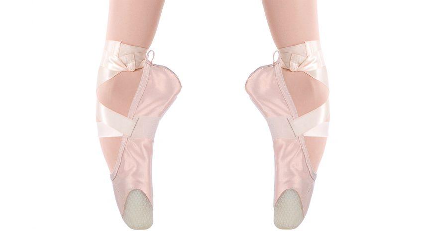 P-rouette es una zapatilla de ballet impresa en 3D que reduce el dolor que siente el bailarín