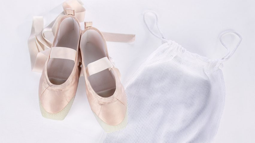 P-rouette is a 3D-printed ballet shoe that reduces pain felt by the dancer