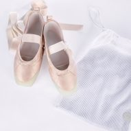 P-rouette is a 3D-printed ballet shoe designed to reduce pain felt by the dancer