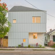 OJT uses inexpensive materials for entry-level home in New Orleans