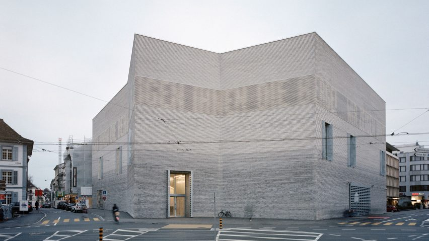 Kunstmuseum Basel Extension by Christ & Gantenbein