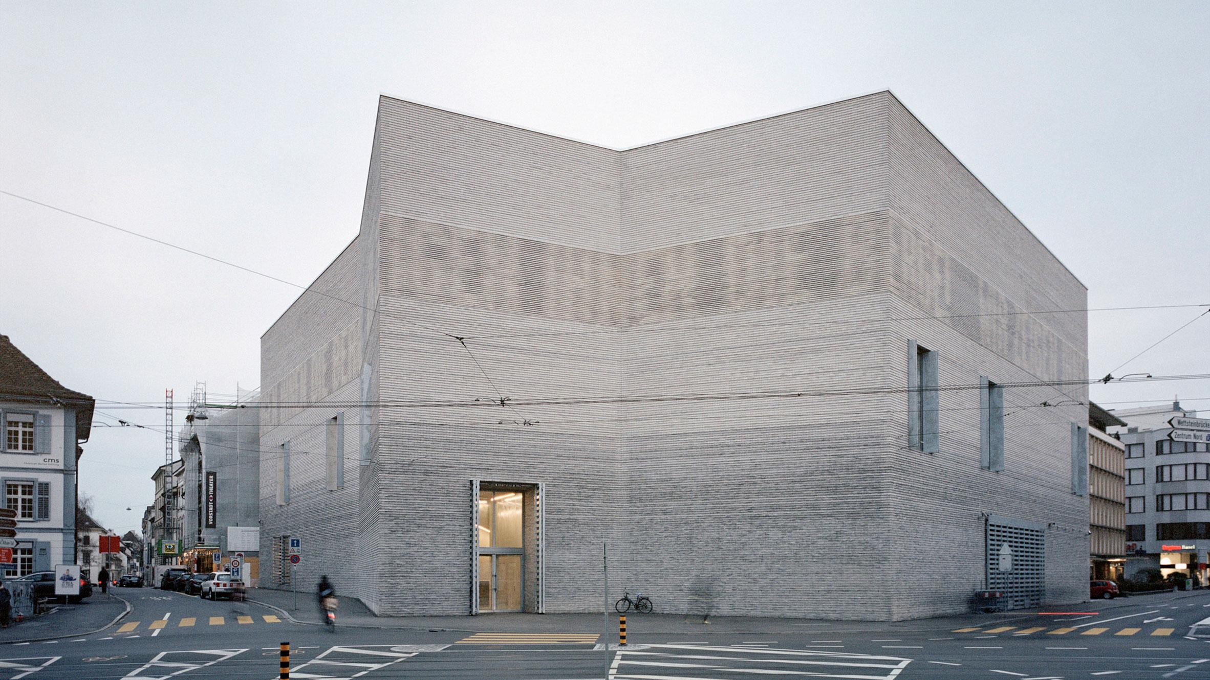 Kunstmuseum Basel Extension by Christ & Gantenbein