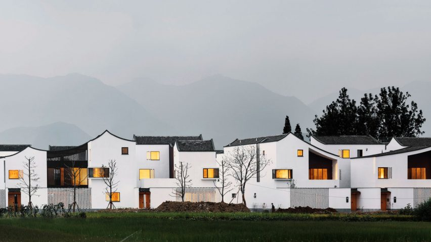 Contemporary Rural Cluster: Dongziguan Affordable Housing, Hangzhou, China, by gad·Line+ Studio
