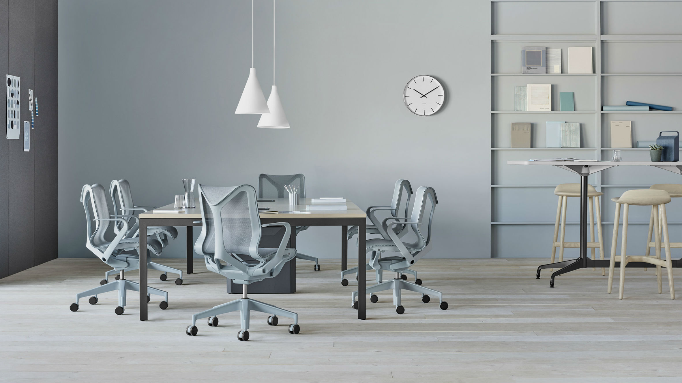 Cosm Chairs, by Studio 7.5 for Herman Miller