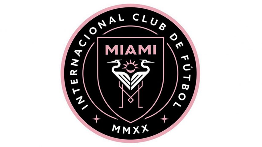 Football crest believed to be for David Beckham's Miami club