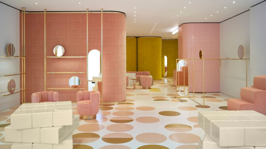 REDValentino London Sloane Street by India Mahdavi