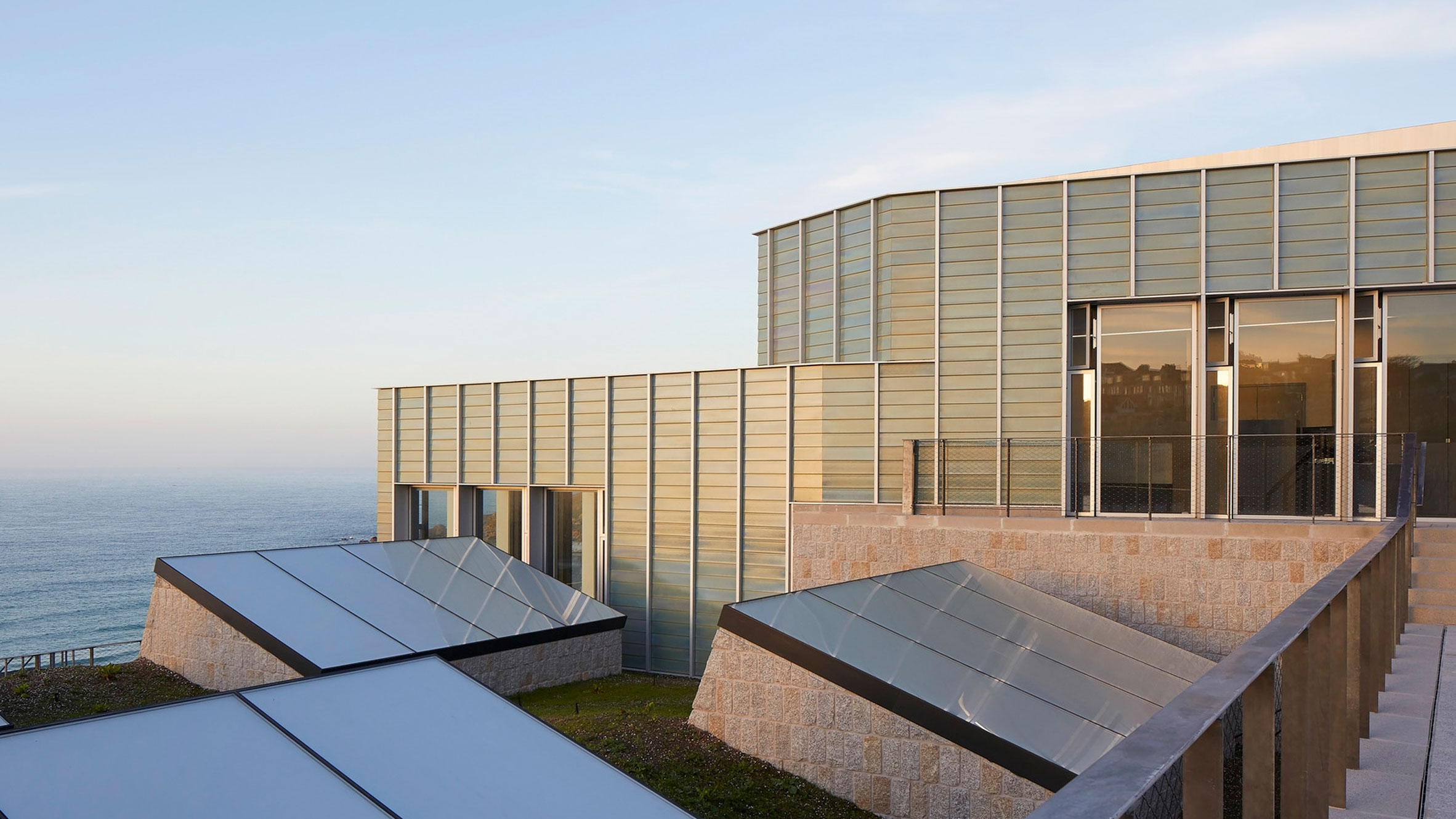 Tate St Ives by Jamie Fobert Architects