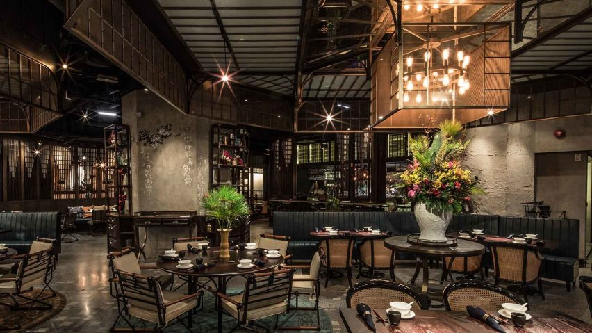 Mott 32 by Joyce Wang Studio