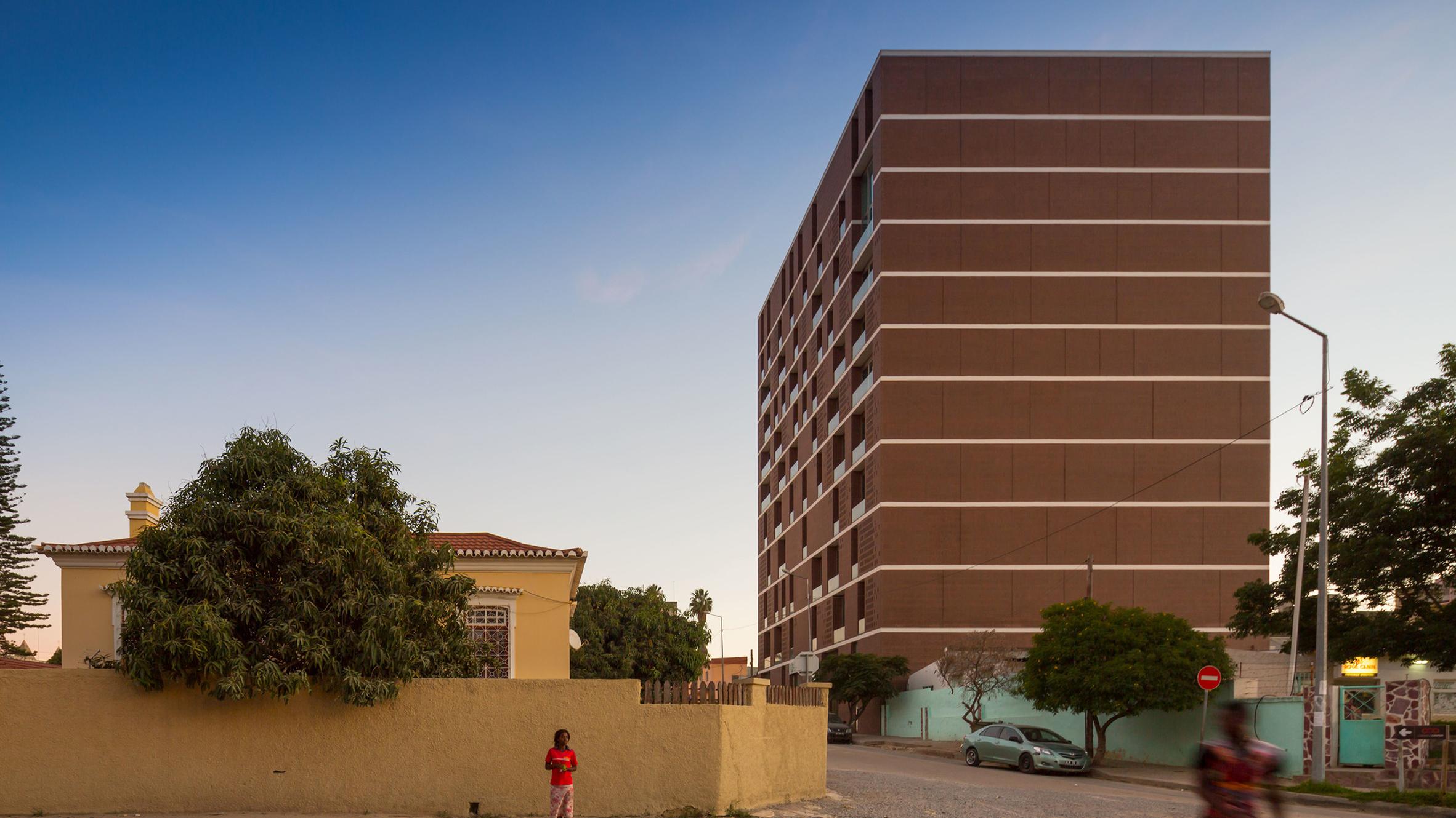 Lubango Center, Lubango, Angola, by Promontorio