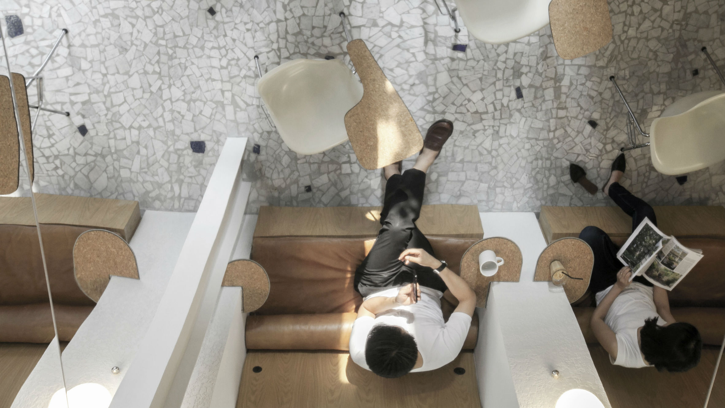 M+Space, Beijing, China, Office AIO