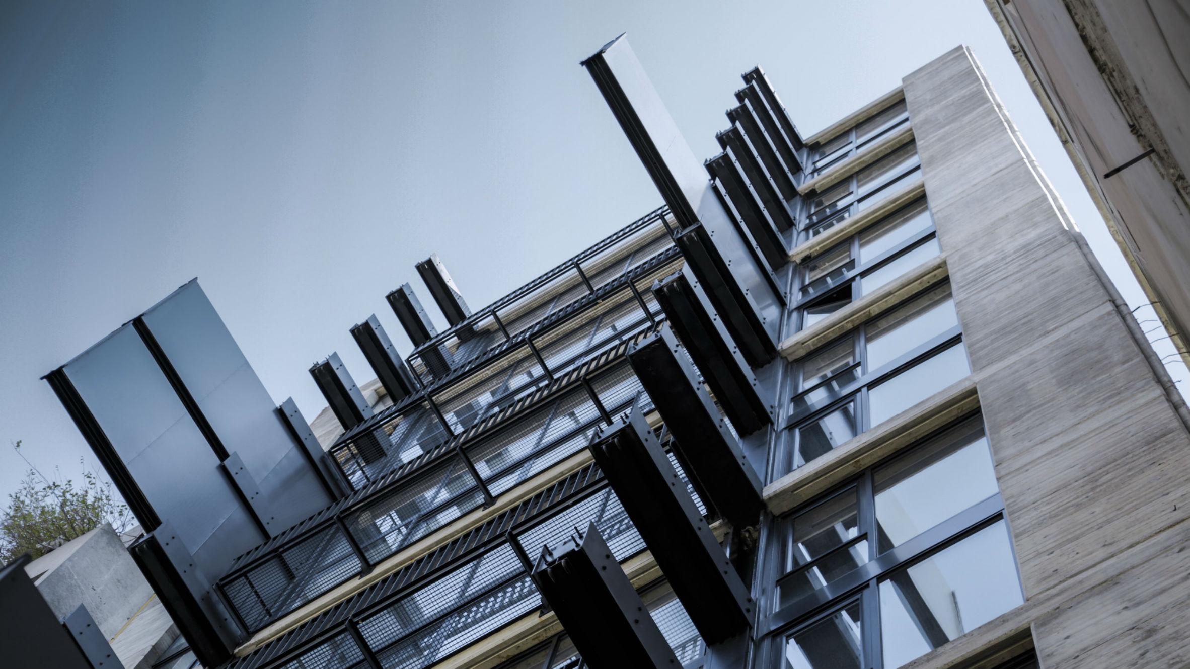 Modulofts, Beirut, Lebanon, by Fouad Samara Architects