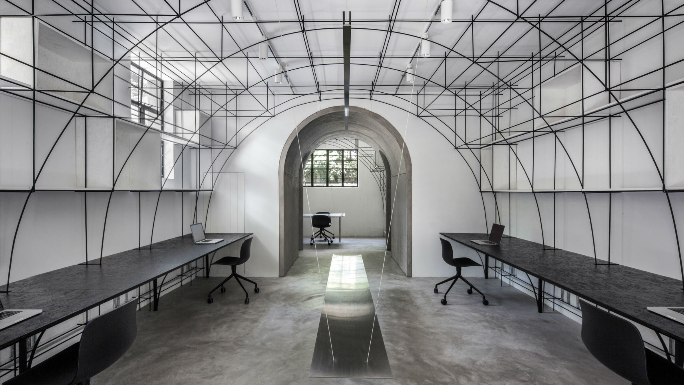 Monoarchi Office, Shanghai, China, by Monoarchi
