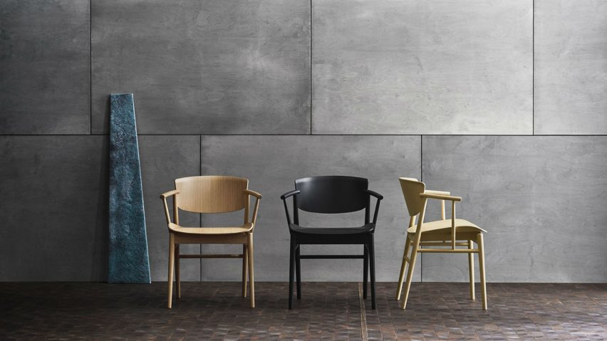 N01, by Nendo for Fritz Hansen