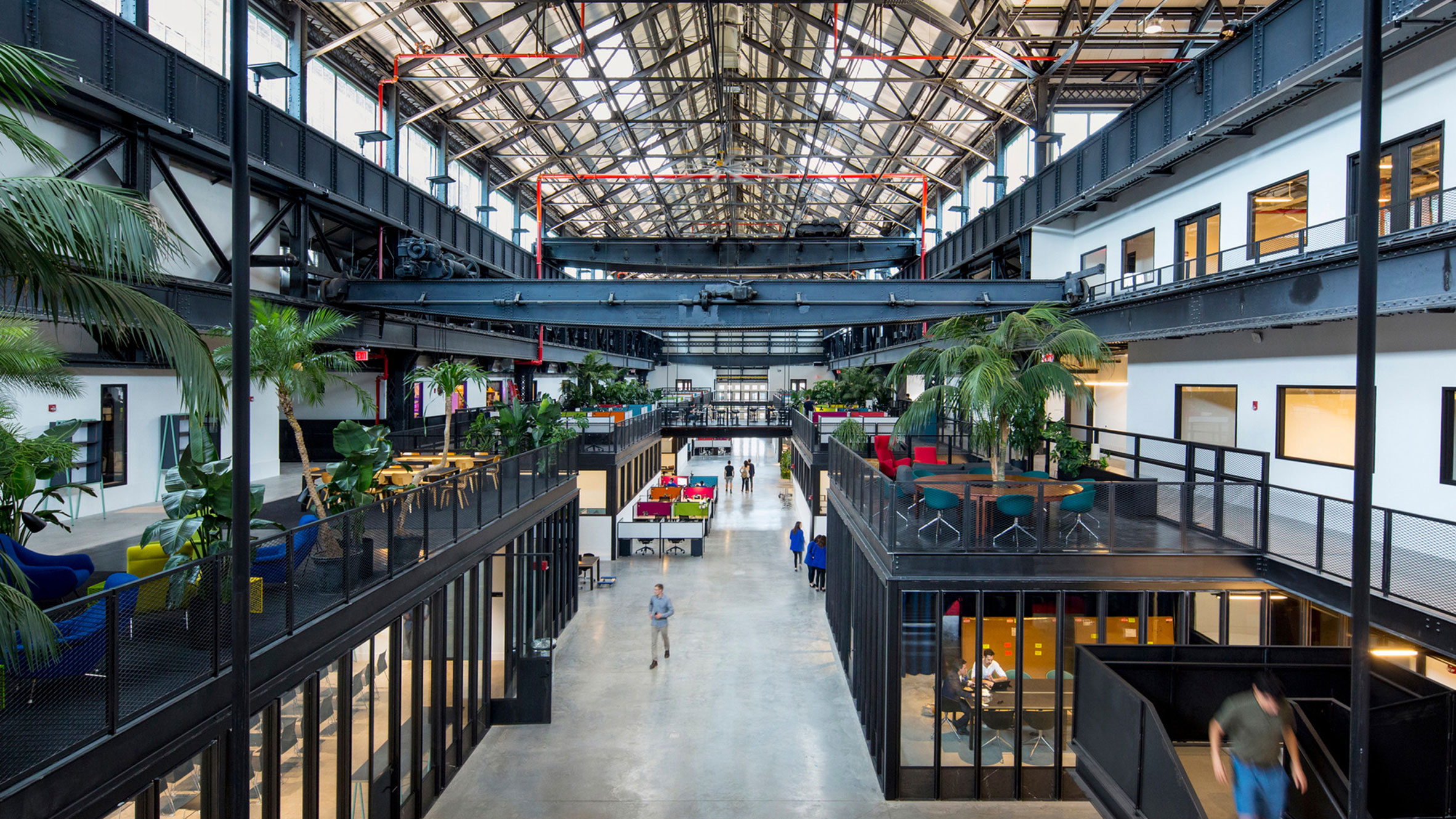 New Lab at The Brooklyn Navy Yard, New York, USA by Marvel Architects