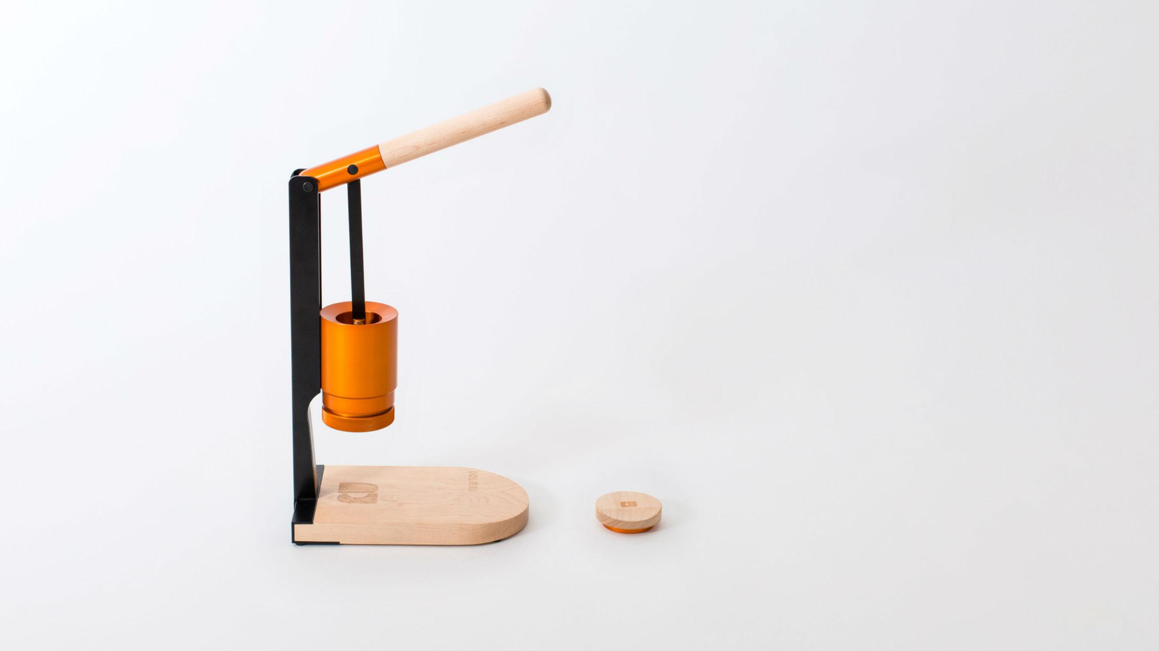 Newton Espresso, by Aladen Studio