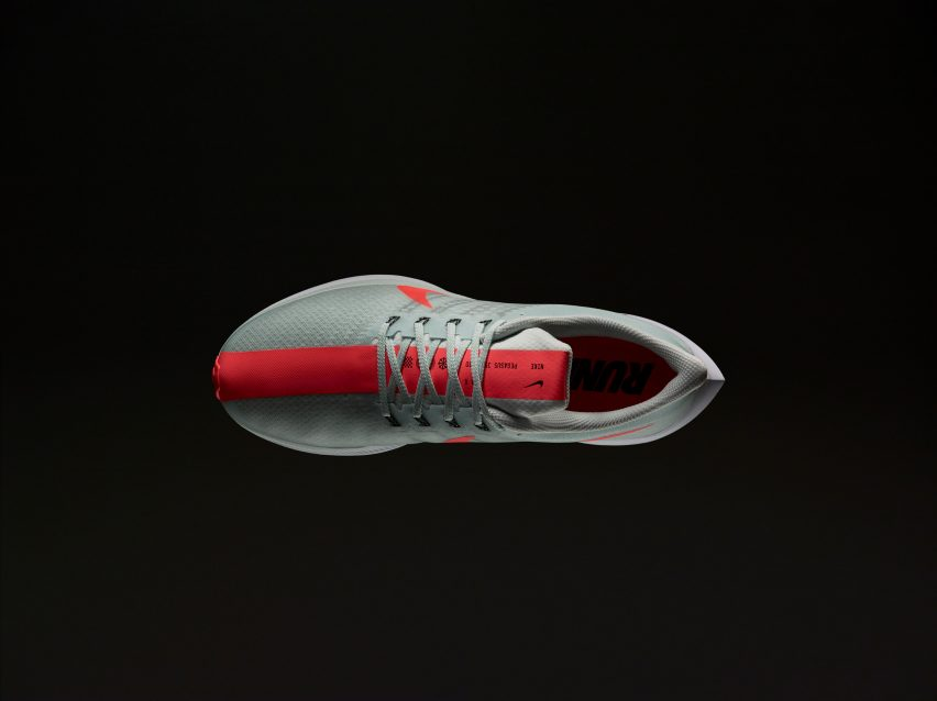 promo code ffb00 d194b Its name comes from Nike s classic Pegasus shoe, which has been giving a new  aerodynamic shape.