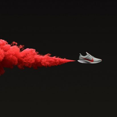 Nike adapta zapatillas de maratón súper rápidas para el uso diario
