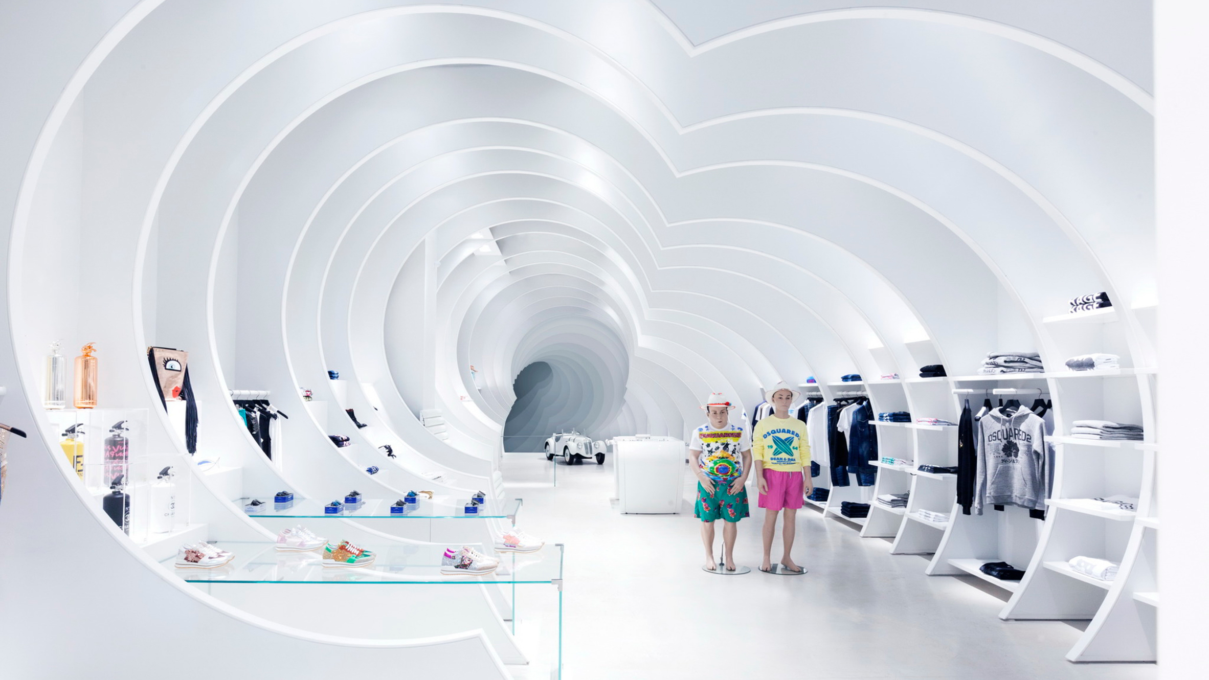 Concept Store in Miami by OHLAB