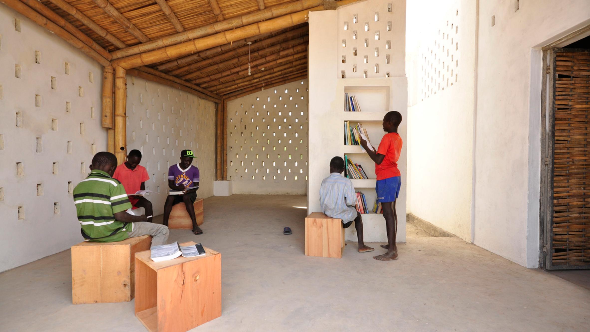 Centre for Change, Okana, Kenya, by Laura Katharina Straehle and Ellen Rouwendal
