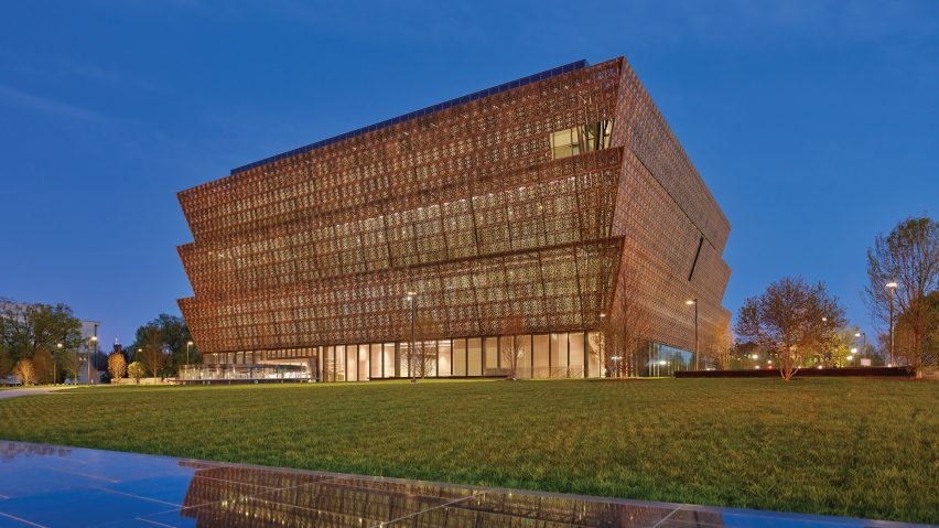 Smithsonian NMAAHC, Washington, USA, by Adjaye Associates