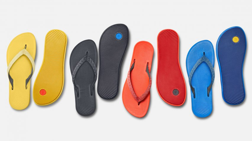 7b269b3ed936 Flip flops with sugar-cane soles released by eco shoe brand Allbirds