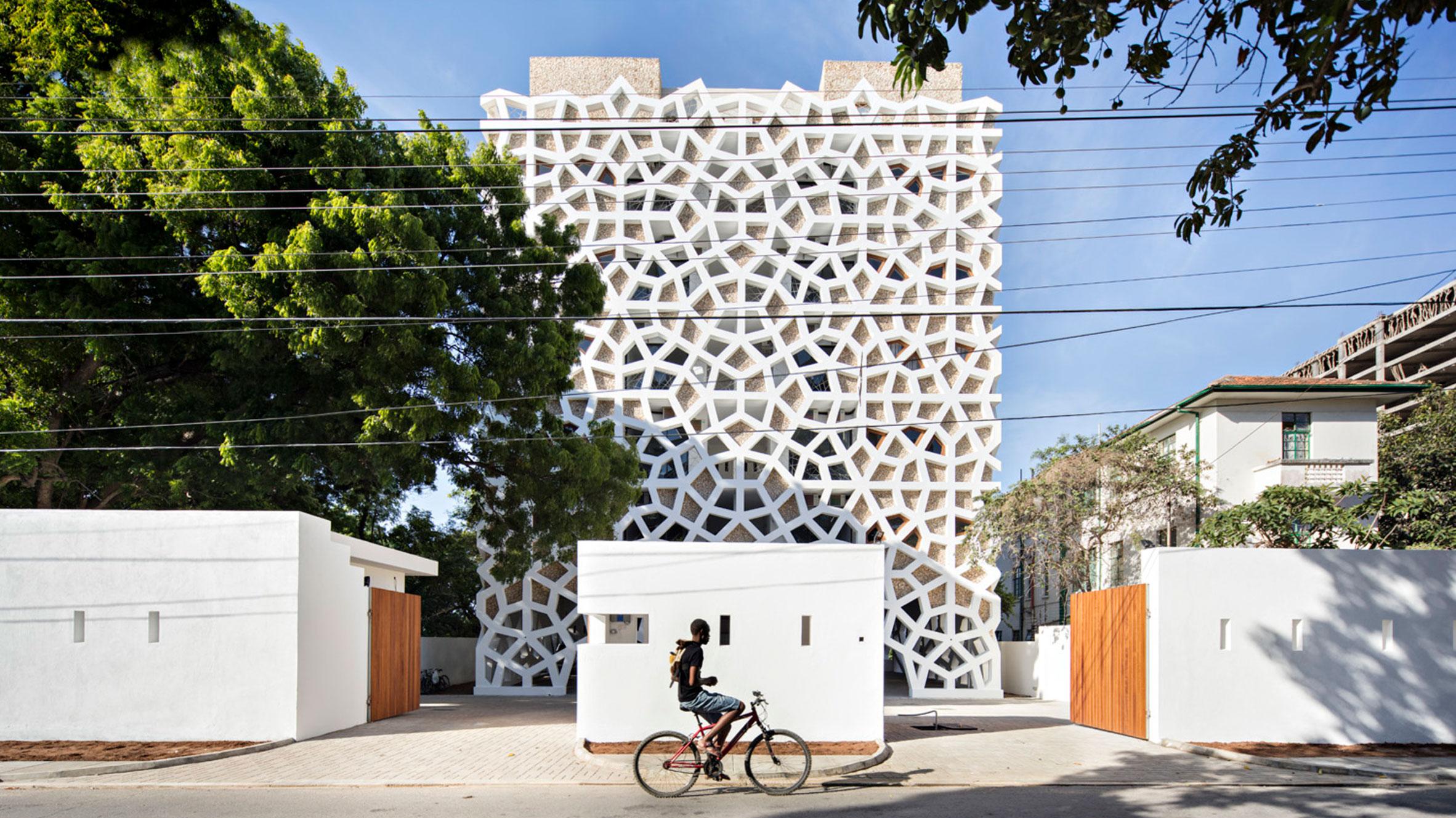Swahili Gem, Mombasa, Kenya, by Urko Sanchez Architects