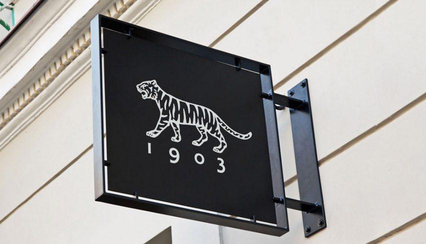 Tiger of Sweden actualiza su identidad de marca para el siglo XXI