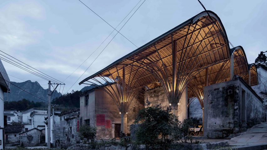 Village Lounge of Shangcun, Shangcun Village, China, by SUP Atelier