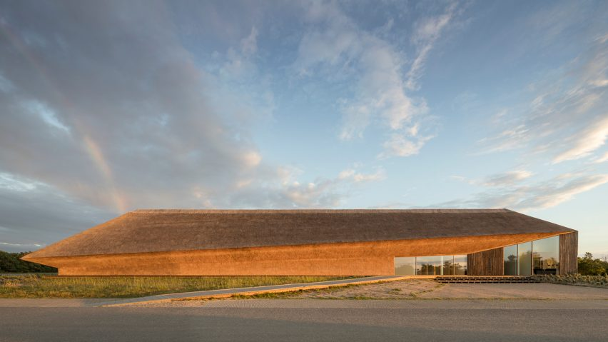 The Wadden Sea Centre, Ribe, Denmark, by Dorte Mandrup