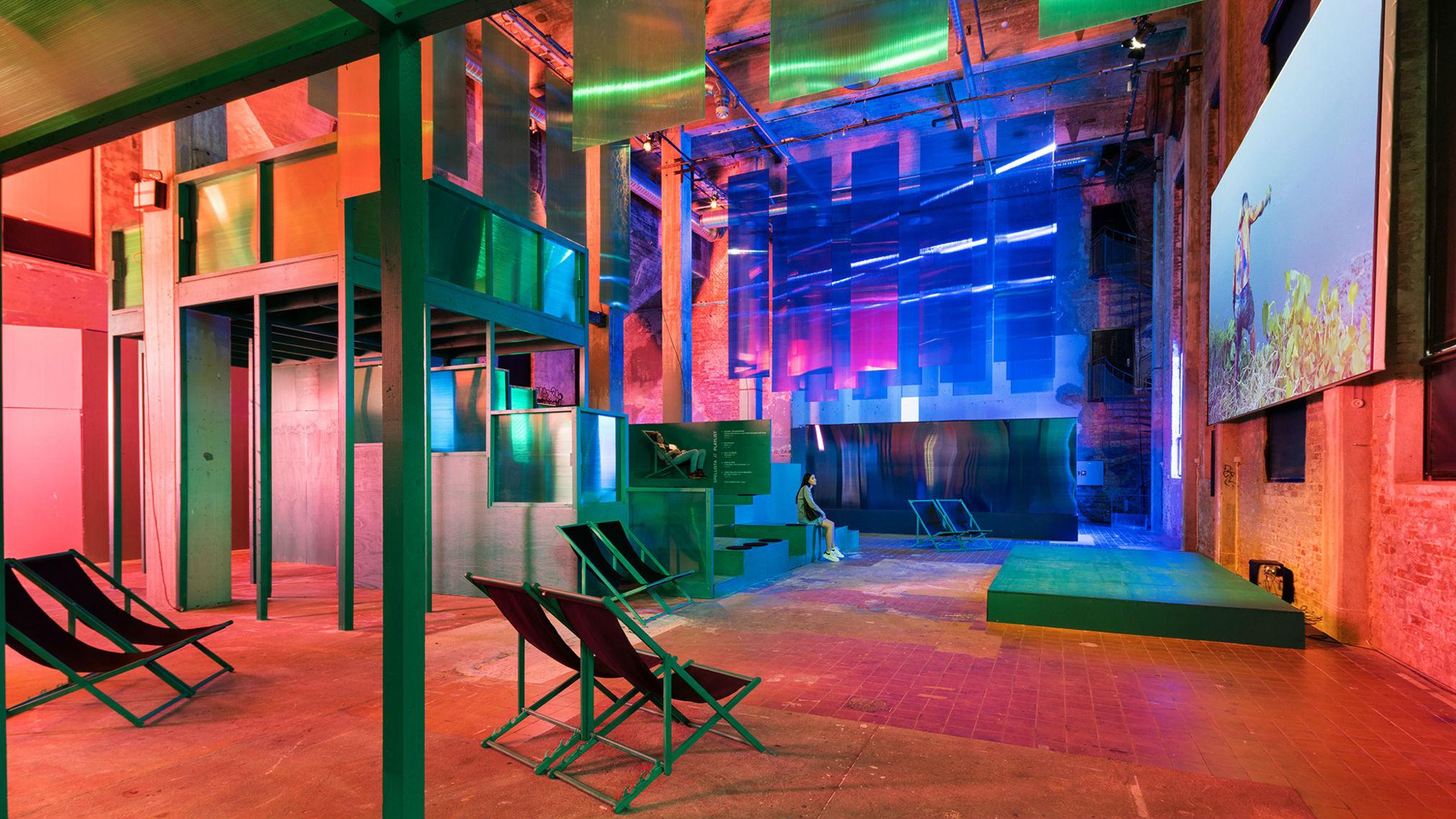 We Are The Remix Exhibition Design, Gothenburg, Sweden, by MUSEEA