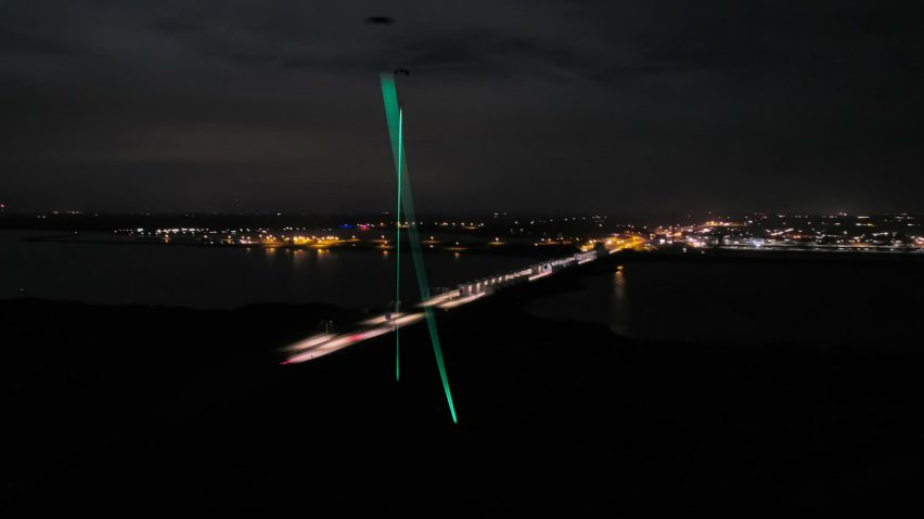 Windvogel, by Daan Roosegaarde