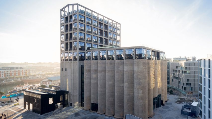 Zeitz MOCAA, Cape Town, South Africa, by Heatherwick Studio