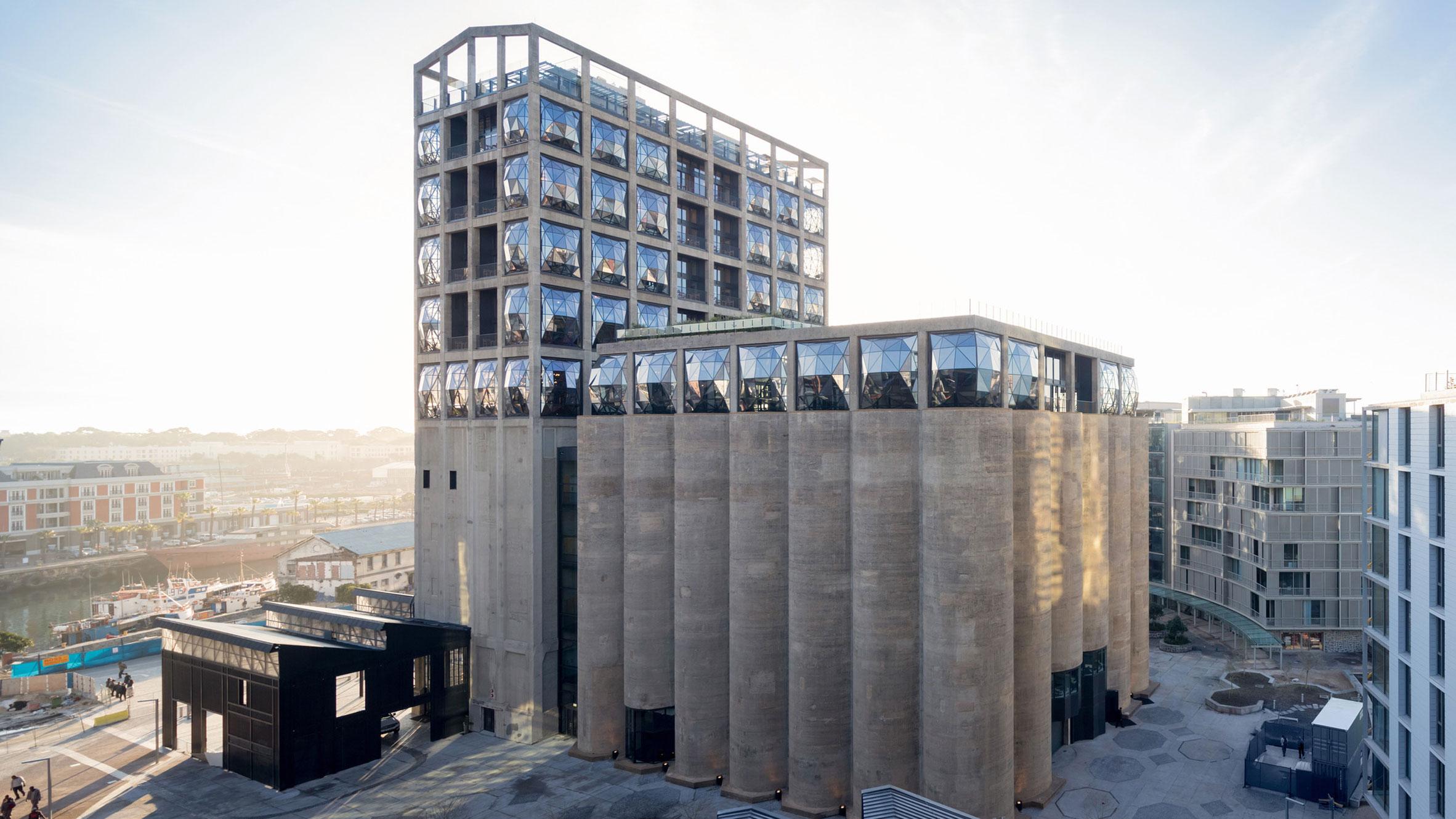 Zeitz MOCAA, Cape Town, South Africa, by Heatherwick Studio