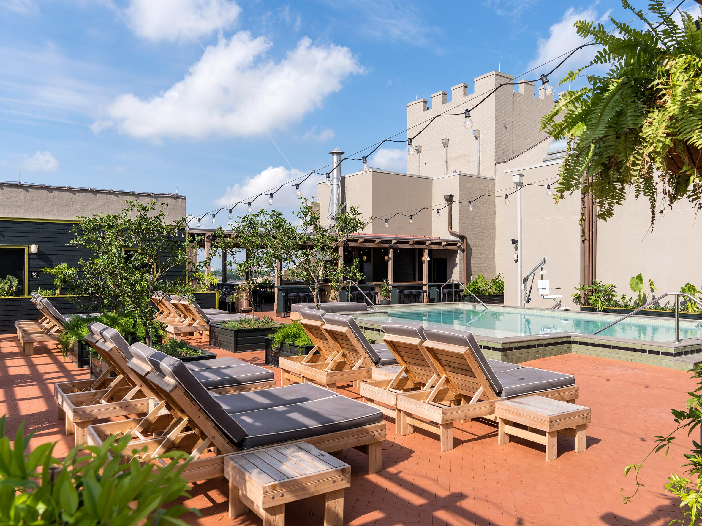 Ace Hotel New Orleans by Eskew+Dumez+Ripple