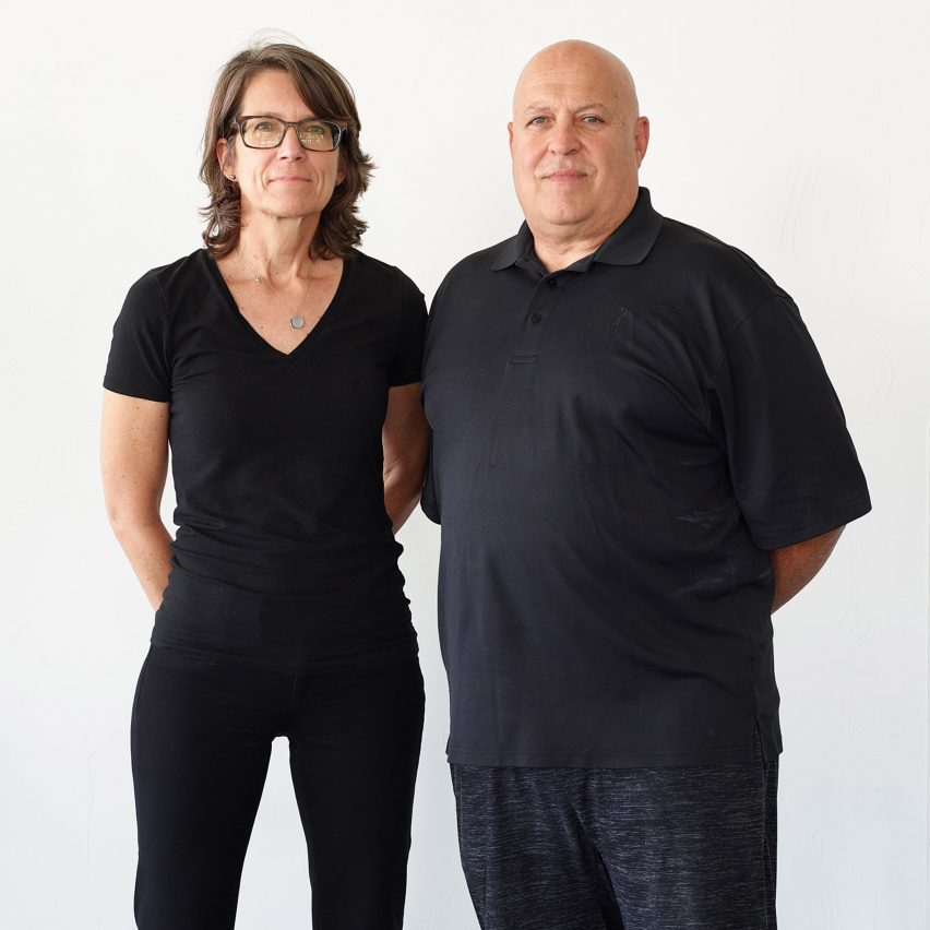 Brooks + Scarpa principals Angela Brooks and Larry Scarpa