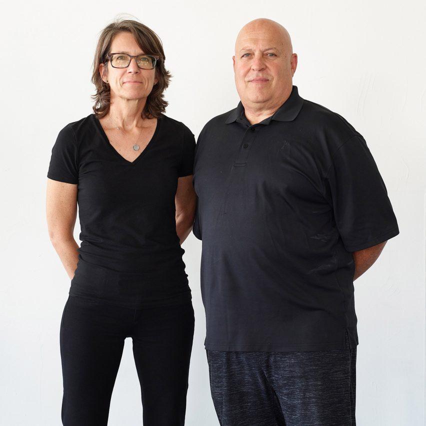 Brooks + Scarpa principals Angela Brooks and Larry Scarpa