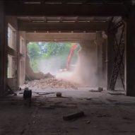 Ai Weiwei's Beijing studio demolished by Chinese authorities