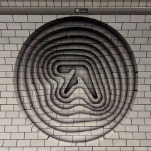 5d85d6c5c9a Mysterious Aphex Twin logos appear in destinations across the world