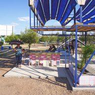 Arachi Taller del Desierto by Enorme Studio & ISAD